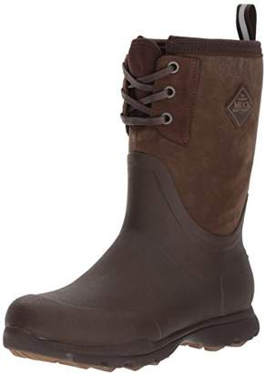 Muck Boot Muck Arctic Excursion Mid-Height Rubber & Nubuck Men's Winter Boots