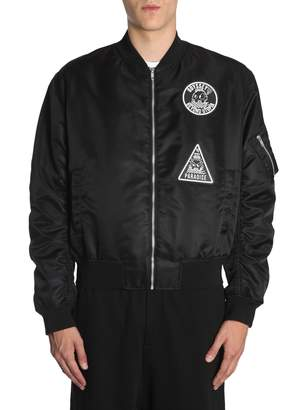 McQ Bomber Jacket With Patch
