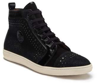 Mezlan Cabrillo High Top Sneaker