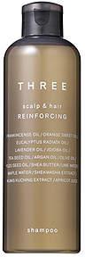 Three (スリー) - [THREE]スキャルプ&ヘア リインフォーシング シャンプー