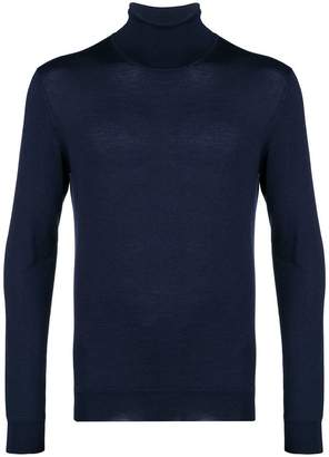 Corneliani fine knit turtleneck sweater