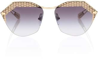 Bvlgari EYEWEAR Serpenti sunglasses