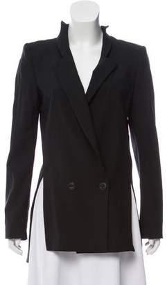Theyskens' Theory Wool Structured Blazer