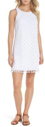 Lilly Pulitzer Marquette Lace Shift Dress