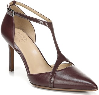 Naturalizer Leather Ankle-Strap Pumps - Andrea