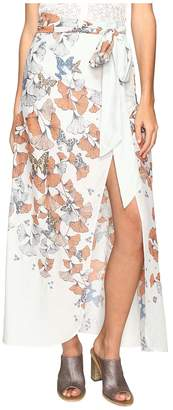 Free People Bri Bri Butterfly Maxi Dress Women's Skirt