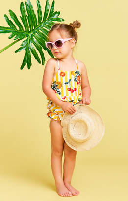 Show Me Your Mumu Riviera Ruffle One Piece ~ Fruit Basket