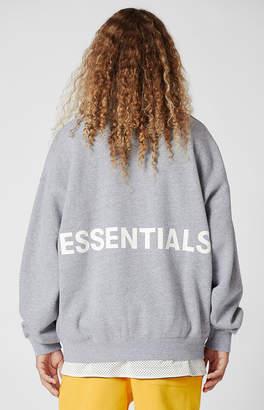 Fear Of God Fog Essentials Crew Neck Sweatshirt