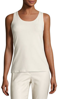NIC+ZOE Perfect Scoop-Neck Tank $48 thestylecure.com