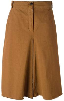 Damir Doma 'Pris' wide leg cropped trousers