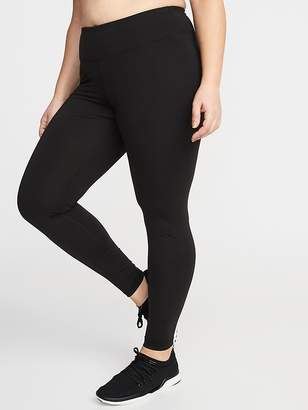 a10cf75663550e Old Navy High-Rise Elevate Compression Plus-Size Leggings
