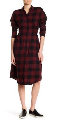 Cheap Monday Crime Flannel Dress