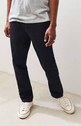 PacSun Black Slim Fit Chino Pants