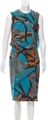Etro Sleeveless Midi Dress