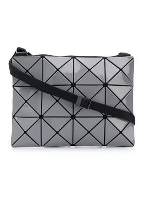 Bao Bao Issey Miyake triangular embellishment satchel