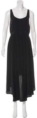 Rebecca Minkoff Silk Maxi Dress