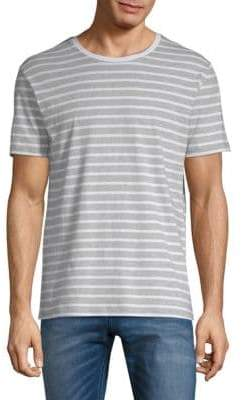 Slate & Stone Striped Cotton Tee