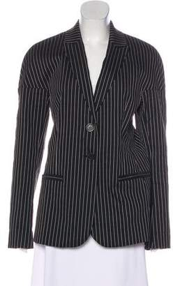 Tibi Oversize Pinstripe Blazer