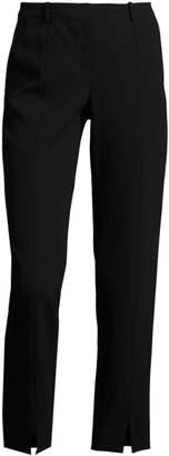 St. John Jennifer Ankle Slit Pants