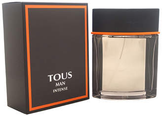 Tous Men's 3.4Oz Man Intense Eau De Toilette Spray