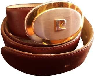 Pierre Cardin Leather belt