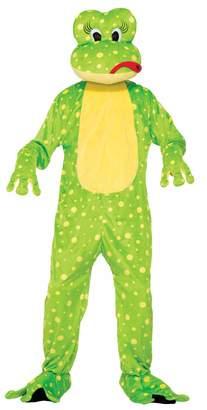 Freddy Forum Novelties Inc. Forum Novelties Men's The Frog Plush Mascot Costume