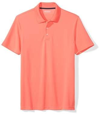 Amazon Essentials Men's Standard Slim-Fit Quick-Dry Golf Polo Shirt