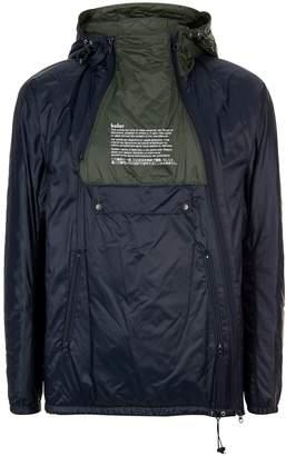 Kolor Colour Block Windbreaker Jacket
