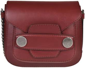Stella McCartney Textured Big Shoulder Bag