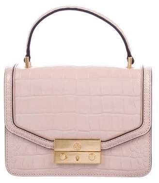 Tory Burch Juliette Embossed Mini Satchel