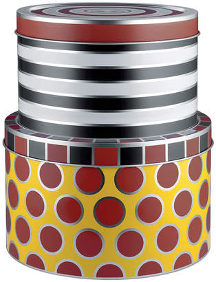 Alessi Circus Tins - Set of 2
