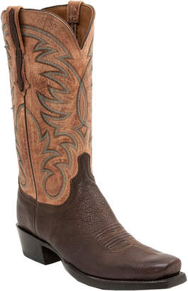 Lucchese Men's Leather Western Boot