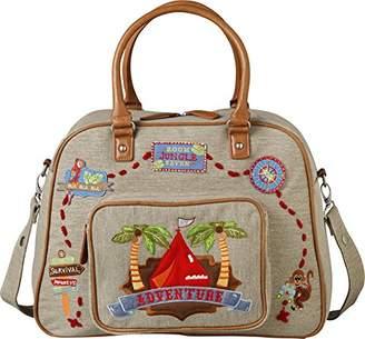 Bottega Veneta Room Seven Diaper Bag, Unisex-Adult Top-Handle Bags,40x30x14 cm (B x H x T)