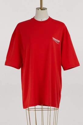 Balenciaga Balenciage oversized T-shirt
