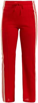 Etoile Isabel Marant Dobbs stripe-trimmed track pants