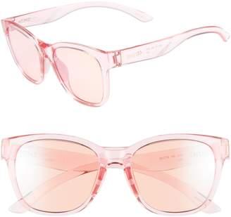 Smith Caper 53mm ChromaPop(TM) Square Sunglasses