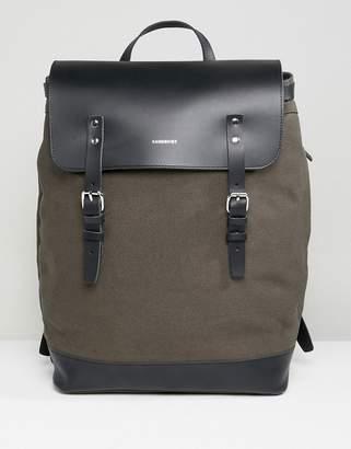 SANDQVIST Hege backpack in green