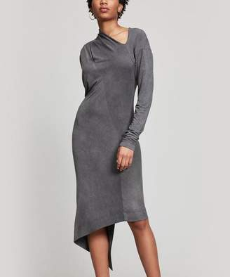 Vivienne Westwood Anglomania by Timans Long Sleeve Fitted Dress