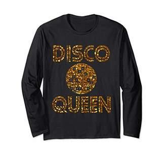 Disco Queen Womens Dance 70s 80s 1970s 1980s T-Shirt