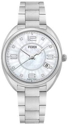 Fendi embellished Momento watch
