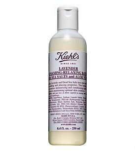 Kiehl's Lavender Foaming Relaxing Bath With Sea Salts & Aloe Vera