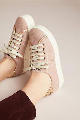 No Name Plato Wool Sneakers