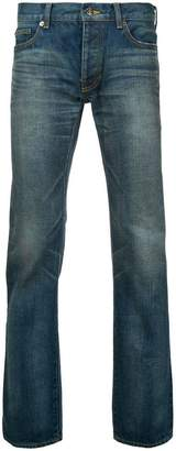 Addict Clothes Japan washed boot-cut jeans