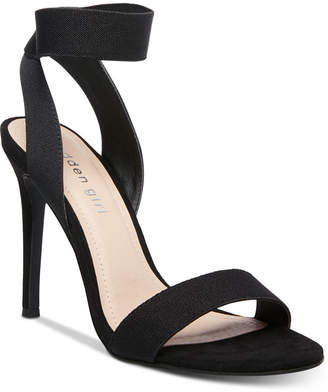 Madden-Girl Lonie Stretch Dress Sandals