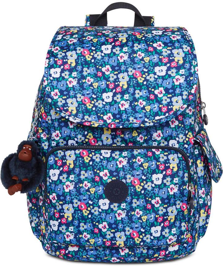 Kipling City Pack Backpack - BUSTLING PETALS - STYLE