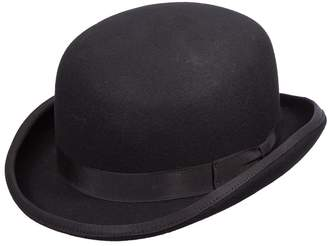 Scala Wool Felt Bowler Hat