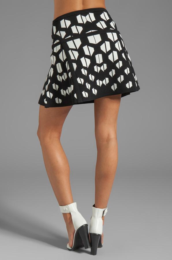 Diane von Furstenberg Flote Skirt