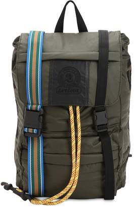 Diesel Invicta Cotton Canvas Backpack