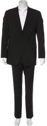 Dolce & Gabbana Wool Two-Button Suit