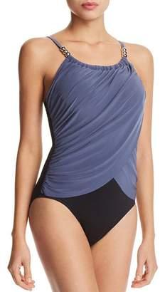 Magicsuit Solid Lisa One Piece Swimsuit